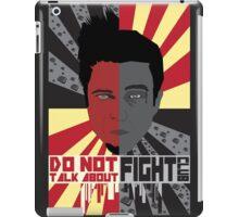 Fight Club iPad Case/Skin