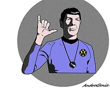 VW Spock by Androgenie