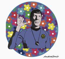 VW Spock  by Androgenie
