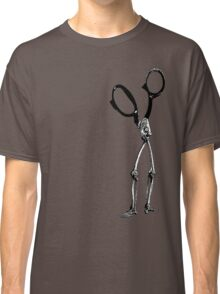 Running with scissors Classic T-Shirt