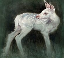 A Forest Ghost by Leslie Evans