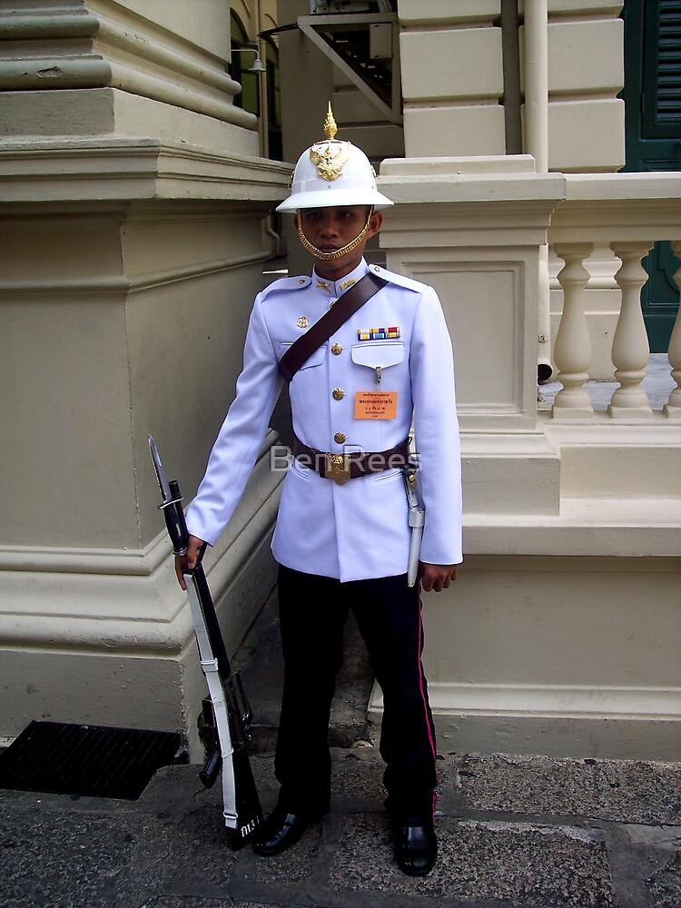 Kings Guard (Thailand) by Ben Rees