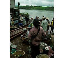 Fish Market Photographic Print