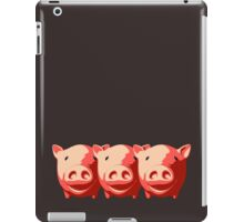 Three little pigs iPad Case/Skin