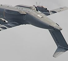 Airbus A400M Atlas Valedation Flight - Farnborough 2014 by Colin  Williams Photography