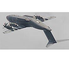 Airbus A400M Atlas Valedation Flight - Farnborough 2014 Photographic Print