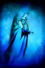 Blue Guardian Angel  by missmoneypenny