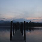 Derwent by Sunset by Darren  Cammock