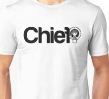 Project Chief  |  Black Unisex T-Shirt