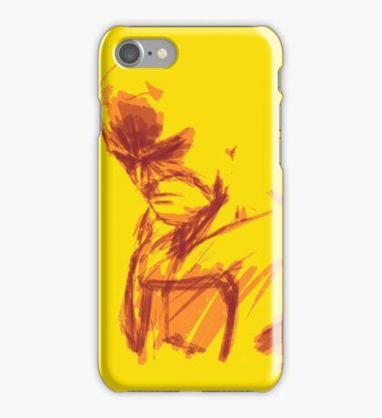 Blind Hero iPhone Case/Skin
