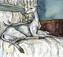 An Angel on my Sofa by Elle J Wilson