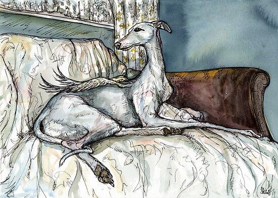 An Angel on my Sofa by Elle J Wilson