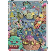 Friends Forever Mashup iPad Case/Skin