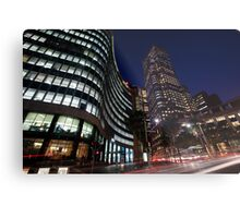 Chiefley Square Sydney  Metal Print