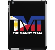 The Manny Team Filipino Flag TMT by AiReal Apparel iPad Case/Skin