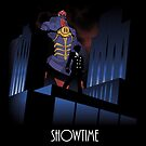 Showtime! by coinbox tees