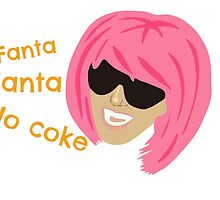 fanta fanta by kourtlyn