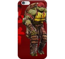 Red Power iPhone Case/Skin