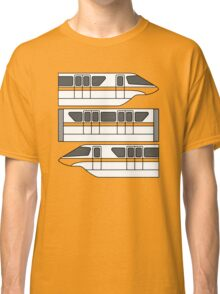 Color Changing Monorail Classic T-Shirt