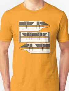 Color Changing Monorail T-Shirt