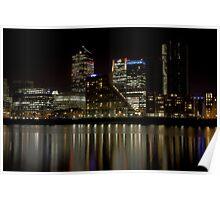 Cityscape 1 Poster