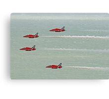 4 Arrow - Airbourne 2014 Canvas Print