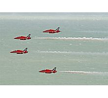 4 Arrow - Airbourne 2014 Photographic Print