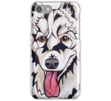 #4: CHLOE the Samoyed: Messages from the Dogs Oracle Deck iPhone Case/Skin