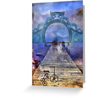 *Path Of Oblivion* Greeting Card