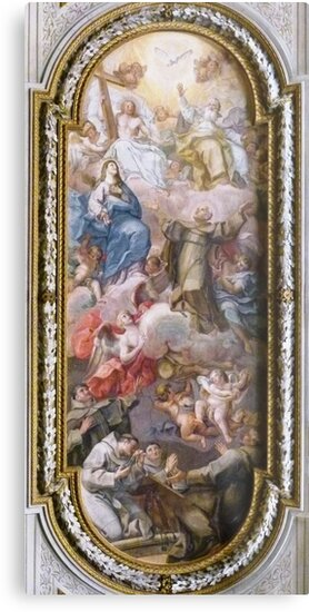 Church of San Pasquale Baylon by Trish Meyer