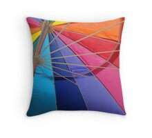 Mitchell Brolly Throw Pillow