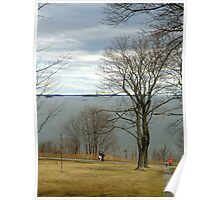 A Sunday Morning On Eastern Promenade ~ Part One Poster