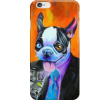 Swingin' Dog iPhone Case/Skin