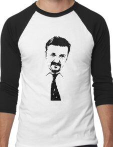David Brent Men's Baseball ¾ T-Shirt