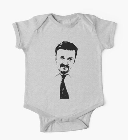 David Brent One Piece - Short Sleeve