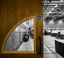 Through the Door by Glen Allen