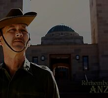 Remember The ANZAC - 1 by tmac