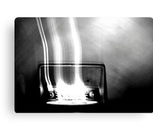 Soul of the music #2 Canvas Print