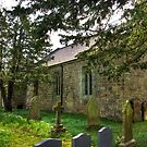 All Saints Church - Hawnby #3 by Trevor Kersley