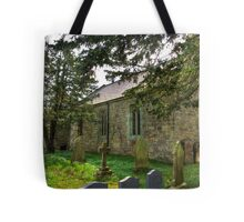 All Saints Church - Hawnby #3 Tote Bag