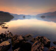 TOWARDS BORROWDALE by STEVE  BOOTE