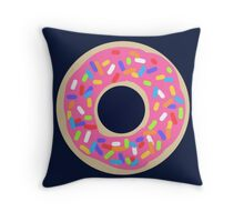 Donuts, Donuts & More Donuts Throw Pillow