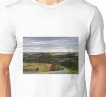 Country View From Rose Valley Road Unisex T-Shirt