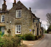The Inn at Hawnby,North Yorkshire by Trevor Kersley