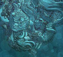 Aquatic Life by brennal