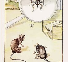Rumbo Rhymes, or, The Great Combine a Satire by Alfred Calmour illustrated by Walter Crane 55 - It Might do for a Mouse's Trap by wetdryvac