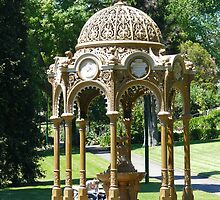 Childrens drinking fountain in City Park, Launceston Tasmania by Tich