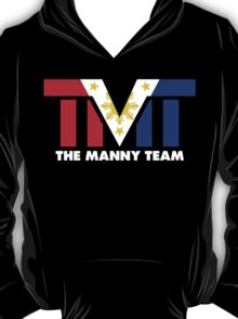 The Manny Team Filipino Flag TMT by AiReal Apparel T-Shirt