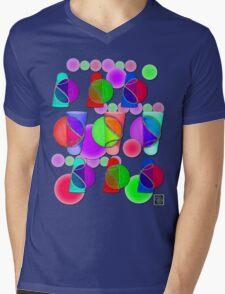 """""""Viviani Tumblers""""© Mens V-Neck T-Shirt"""