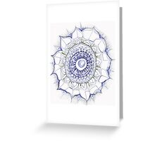 Focus on the Flower Greeting Card